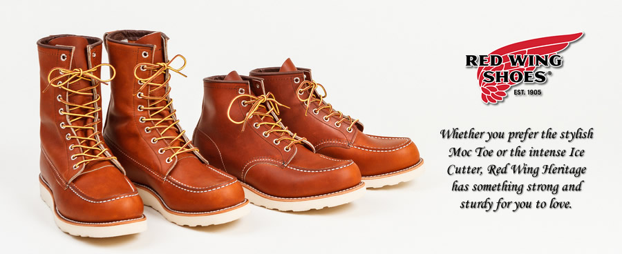 a6576d093e4 Red Wing Shoes - Brand